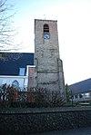 toren van de ned hervormde kerk - lisse