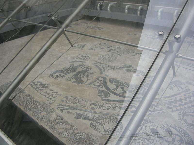 File:Torino, mosaico della chiesa del salvatore 02.JPG