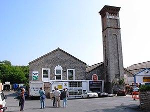South Devon Railway engine houses - Torquay