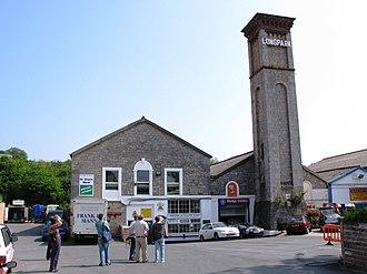 Atmospheric railway - Pumping House at Torquay, Devon
