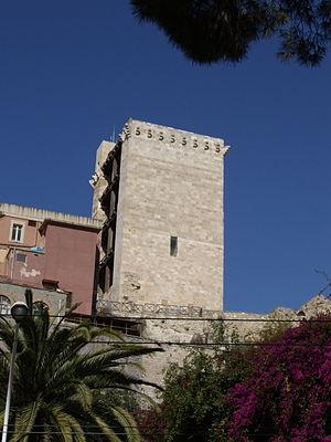 Torre di San Pancrazio - Torre di San Pancrazio.