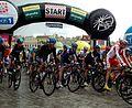Tour de Pologne 2012, Start etapu (7718950546).jpg