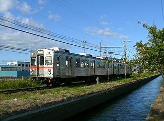 Towada Kankō Electric Railway Line - Near Towadashi Station