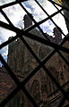 Tower of Chester Cathedral through window.jpg