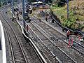 Track work Dulwich Hill 2012-10-27.jpg