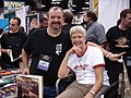 Tracy Hickman and Margaret Weis - GenCon 2008.jpg