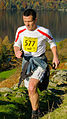 Trail runner at the Ullswater Trail Race 2011.jpg