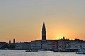 Tramonto su San Marco Venezia.jpg