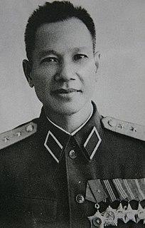 Trần Văn Trà North Vietnamese commander