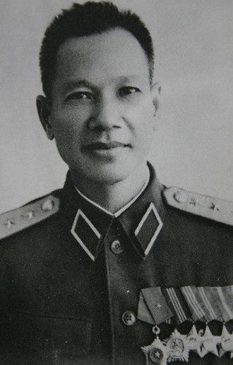 Trần Văn Trà - Trần Văn Trà in 1973