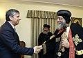 Treffen mit Papst-Patriarch Tawadros II (8934428798).jpg