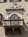 Trento-Negri tower house-balcony.jpg