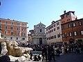 Trevi - piazza di Trevi e ss Vincenzo e Anastasio 1110900.JPG