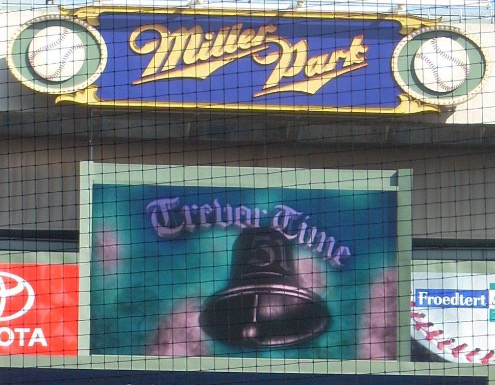 Trevot Time Miller Mark