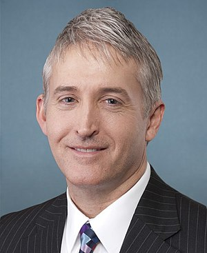United States House Select Committee on Benghazi - Chair Trey Gowdy (R-SC)