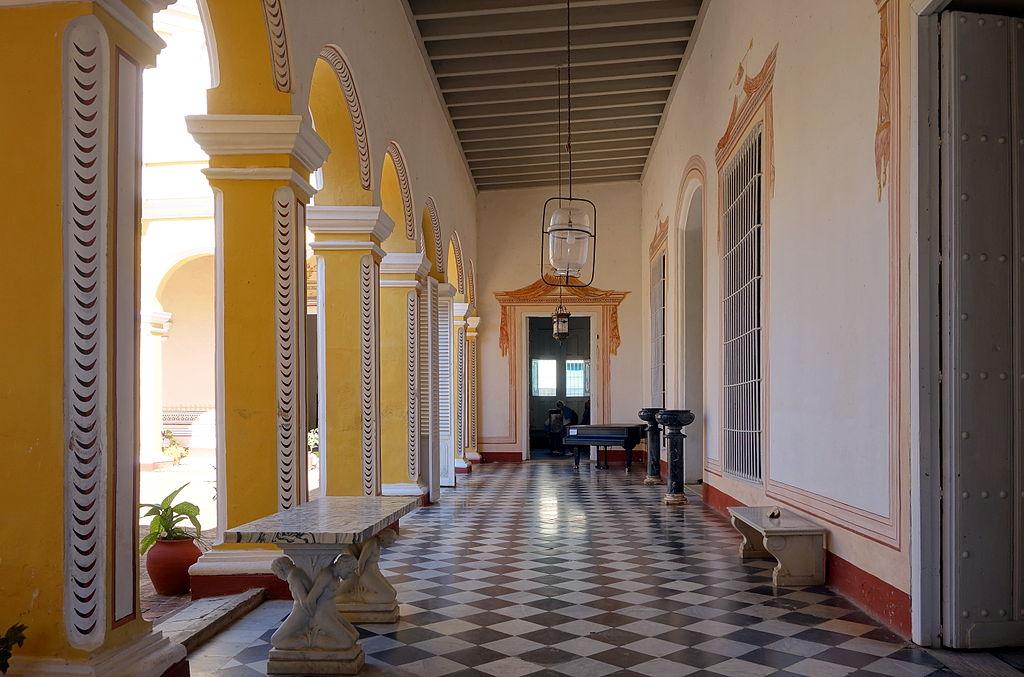 Museo de la Historia, antiguo Palacio Cantero