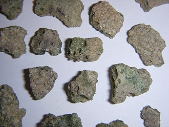 Trinitite - Pieces of Trinitite