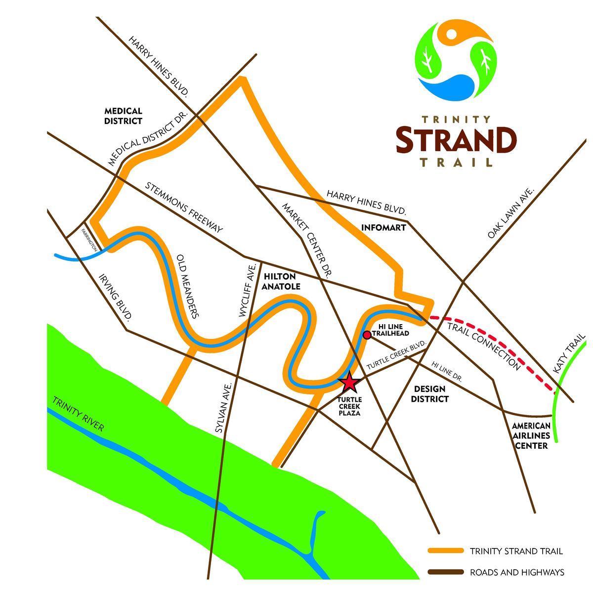 Trinity Strand Trail - Wikipedia