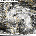 Tropical Depression Sixteen (2008) GOES 12 visible image.jpg