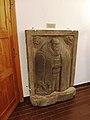 Trutnov, Muzeum Podkrkonoší, náhrobek mistra cechu kožešníků.jpg