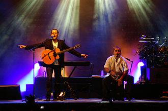 Tryo - Tryo performing 2007