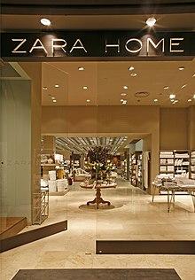 b2398af64a4ce Zara Home - Wikipedia