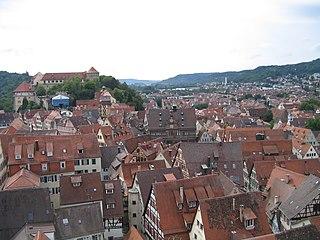 Tübingen Place in Baden-Württemberg, Germany