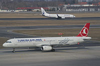 TC-JSC - A321 - Turkish Airlines
