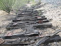 Twin Buttes Arizona Abandoned Railroad 2013.jpg