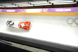 Switzerland at the 2014 Winter Olympics - SUI-2 two-man sled