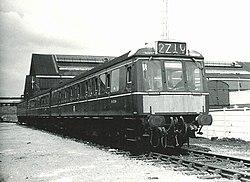 Two Pressed Steel Class 117 3 car suburban dmu W51334, W59486, W51376 (8326084561).jpg