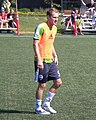Tyson Wahl Seattle Sounders in training.JPG