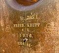 U-19 gun Ward Park Bangor breech inscription geograph.org.uk 1023996 05fee853-by-Ross.jpg