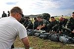 U.S. Airmen jump with Bulgarians during two-week flying training (9402823430).jpg
