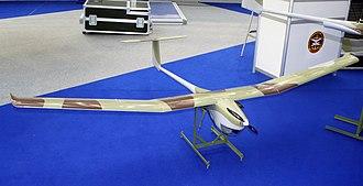 Vrabac Mini UAV - Image: UAV Vrabac