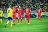 UEFA EURO qualifiers Sweden vs Romaina 20190323 score 2.jpg
