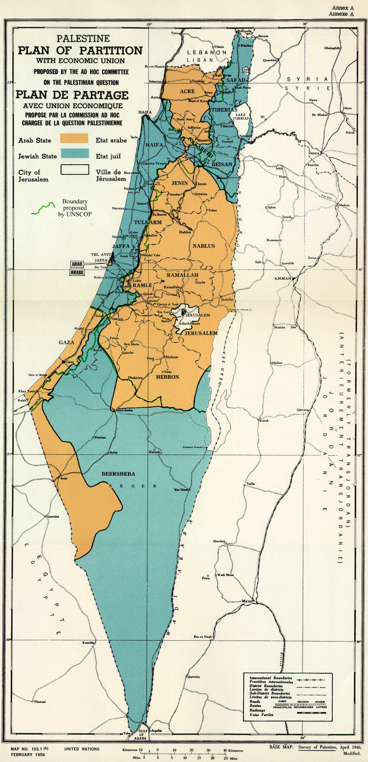 United nations partition plan for palestine wikipedia gumiabroncs Gallery