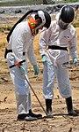USAID Dioxin Contamination Project Progress Soil Sampling (9365427758).jpg