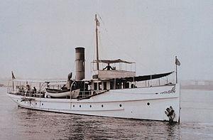 Hydrographer 1901