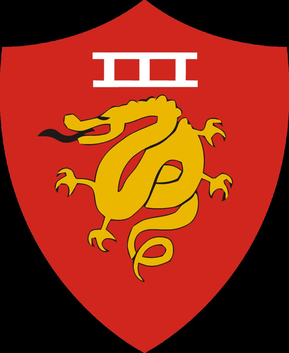 USMC III Phib Corps Large