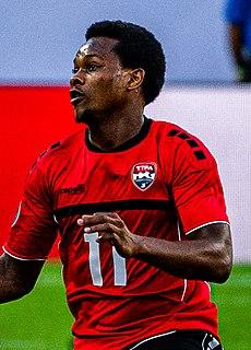 Levi Garcia Trinidadian association football player