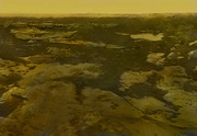 USSR Venera 10 Venus ground 1975 colorized by Don P. Mitchell.png