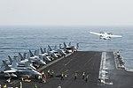 USS George H.W. Bush (CVN 77) 141017-N-MW819-084 (15396037799).jpg
