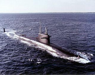 USS <i>Nathan Hale</i> (SSBN-623)