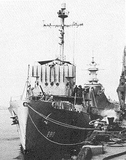 USS <i>Prowess</i> (AM-280)