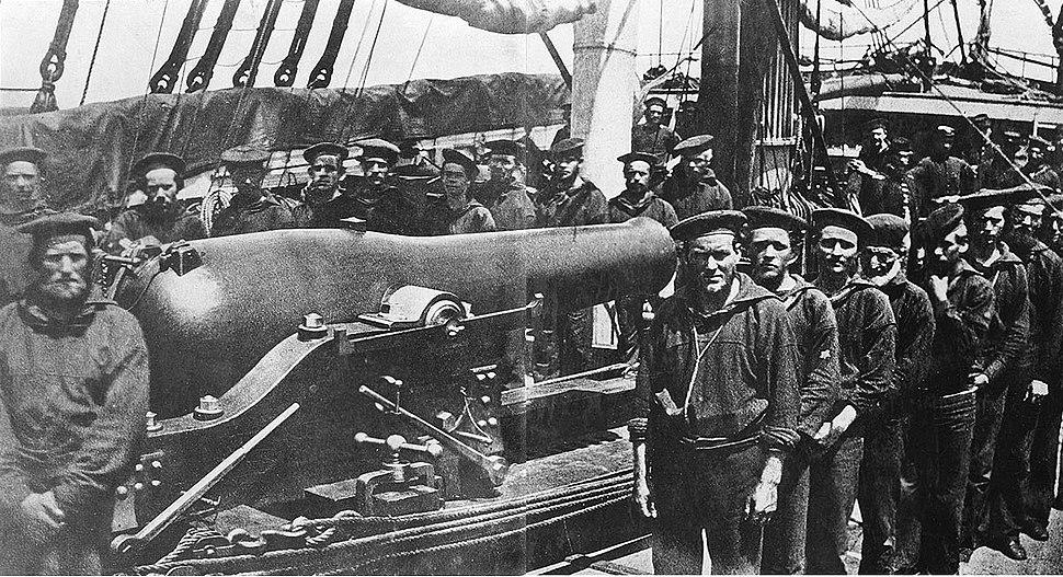 USS Wissahickon Crewmembers