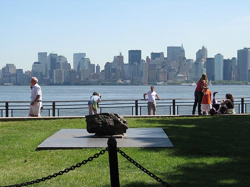 Como chegar na Estátua da Liberdade em NY