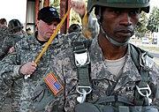 US Army Jumpmaster School Ground Training
