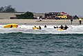 US Navy 070412-N-9604C-005 Rescue swimmers wrestle with a rip tide during the kayaking event at the annual Naval Helicopter Aviation (NHA) Symposium 2007 Aircrew Competition.jpg
