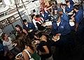 US Navy 080923-N-9758L-264 Sailors, friends and family members enjoy a steel beach picnic.jpg